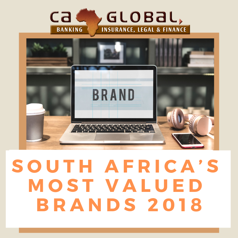 Brand Finance - South Africa's Most Valued Brands 2018