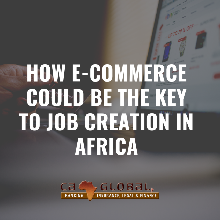 How e-commerce could be the key to job creation in Africa